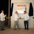 El Hospital de 180 camas de Tuxtla, lo inauguraron Sabines y Calderón con mobiliario y equi`po prestado a finales del 2012.