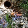 Contaminación de Proactiva en Tuxtla Gutiérrez, Chiapas. Foto: www.chiapasencontacto.com