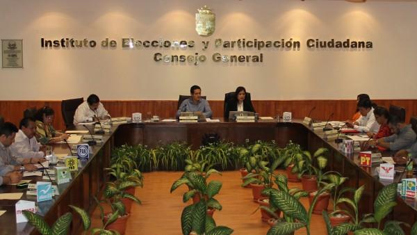 Resuelve IEPC aplicar normatividad ante actos anticipados en materia electoral