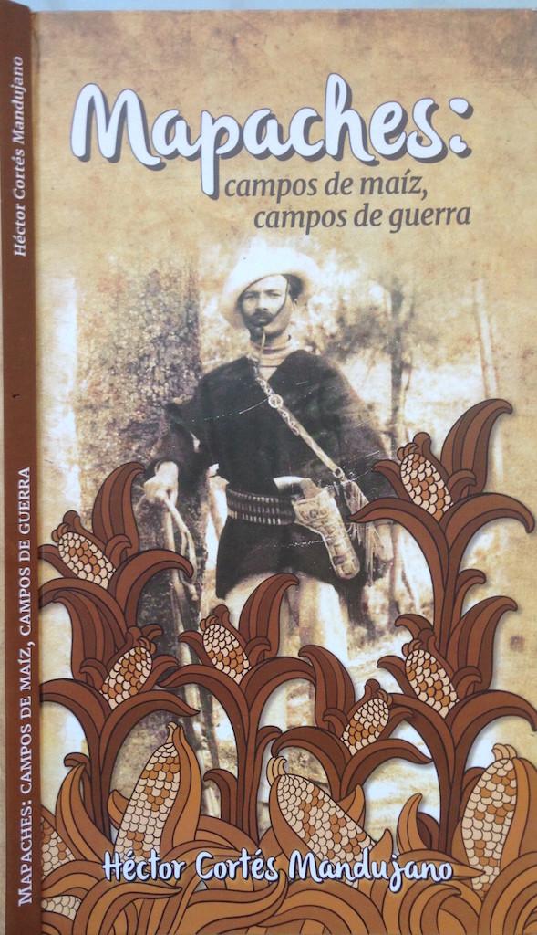 Mapaches, el libro más reciente de Héctor Cortés Mandujano