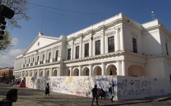 Palacio Municipal San Cristóbal de las Casas, Chiapas. Foto: Anahid O. Egremy