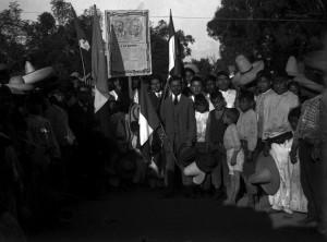 Militantes maderistas, abril de 1910