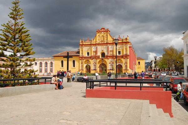 Chiapas. Foto: travel.com.mx