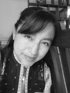 Enriqueta Lunez, poeta tsotsil. Foto: Cortesía