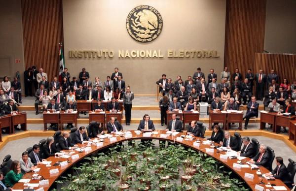 Instituto Nacional Electoral (INE). Foto: Cortesía