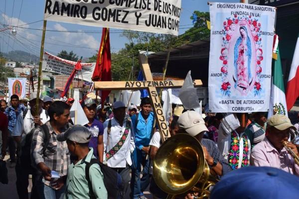 La Peregrinación del Pueblo Creyente. Foto: CheleTV