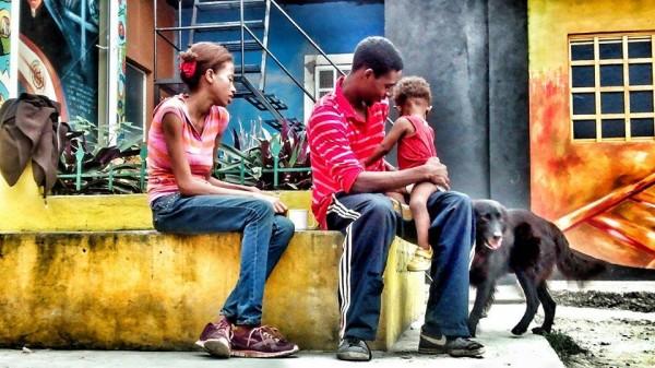 Migrantes en ruta: Foto: Rubén Figueroa