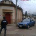 El grupo delincuencial Los Diablos, siguen operando en Pueblo Nuevo, Chiapas. Foto: Cortesía