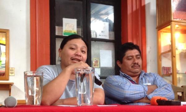 Comunidad lacandona denuncia acoso, en represalia por oponerse a intereses económicos del Estado y de quienes lucran con la selva. Foto: Isaín Mandujano/ChiapasPARALELO