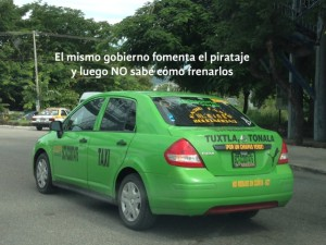 Transporte verde. Foto: Francisco Cordero