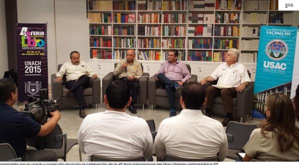 """Las Salas de la Biblioteca Central Universitaria """"Carlos Maciel Espinosa"""" y el Centro de Convenciones """"Dr. Manuel Velasco Suárez"""", serán las sedes de más de 200 evento por seis días consecutivos."""