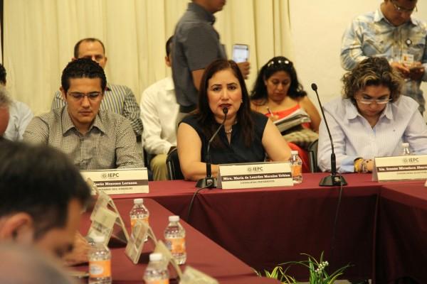 Hay  3 millones 275 mil 962 electores en el estado de Chiapas. Foto: Cortesía
