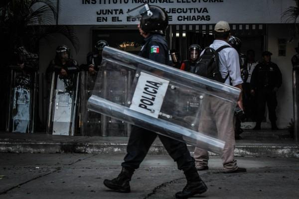 Foto: Fernando Hernández/Chiapas PARALELO.