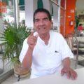 Milton  Hernández  lamenta y critica la situación actual de la radio. Foto: Archivo