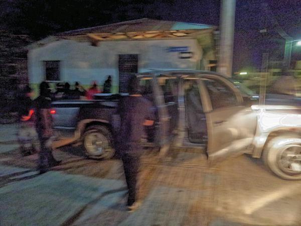 Grupos civiles armados y encapuchados operan en la región tseltal-chol de Chiapas.
