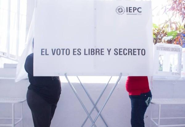 Elecciones Chiapas. Foto: Patricia Montesinos/Chiapas PARALELO.