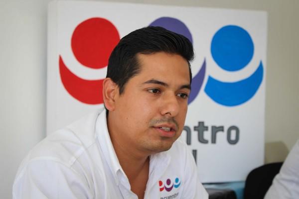 Adolfo Sarmiento. Foto: Roberto Ortíz/ Chiapas PARALELO.