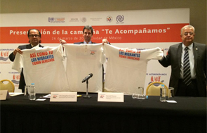 "Presentación de campaña ""Te Acompañamos"". Foto: Conapred"