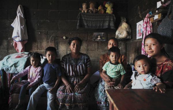 Familia Majzul. Foto: Rodrigo Soberanes