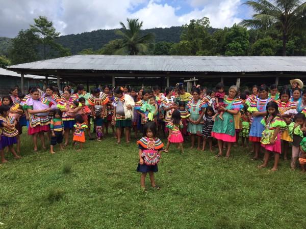 Comunidades con niveles de alta marginación, aisladas geográficamente, y ahora abandonadas por el Sector Salud. Foto: Ángeles Mariscal/Chiapas PARALELO
