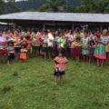 Mariana vive en La Calendaria, en el corazón de la selva Lacandona. Foto: Ángeles Mariscal/Chiapas PARALELO
