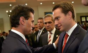 Manuel Velasco y Enrique Peña Nieto Foto: http://www.elconstituyente.mx/