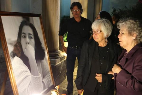 Amalia Avendaño. Su vida fue muy útil, hermosa y positiva.
