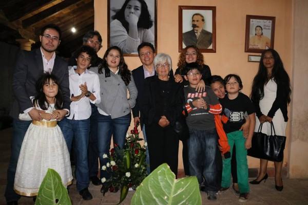 La imagen de Amalia se encuentra ahora en el Muro del Reconocimiento Ciudadano de La Enseñanza, en San Cristóbal de las Casas.