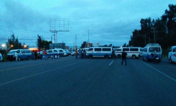 El gobierno de Chiapas no ha logrado solucionar conflictos entre autotransportistas. Foto: Cortesía