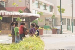 Sueños de infancia Foto: Nefthali Flores