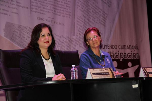 Conmemora 90 Años del Voto de la Mujer Chiapaneca.