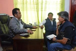 En entrevista con el periodista Elio Henriquez, el nuevo alcalde del PVEM, Domingo López (Setjol), primero en vencer al PRI. El próximo edil de San Juan Chamula.
