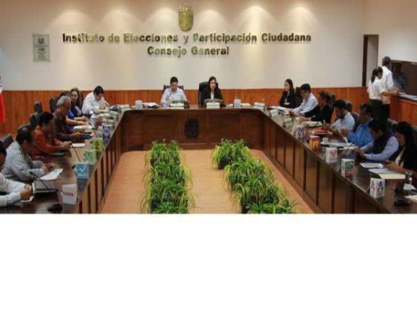 Garantizados los derechos de equidad en la contienda electoral: IEPC