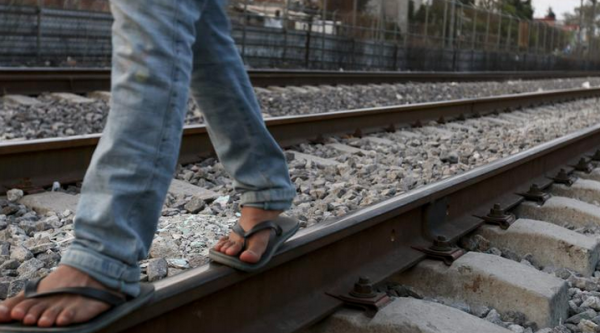 La violencia y la pobreza son los principales factores que llevan a estas mujeres a emprender el viaje (SARAH MCCLURE / AFP/Getty Images)