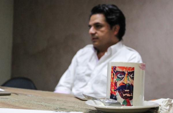 La entrevista con el Senador Zoé Robledo se realizó en sus oficinas, ubicadas en el lado poniente de Tuxtla Gutiérrez. Foto: Roberto Ortíz/ Chiapas PARALELO.