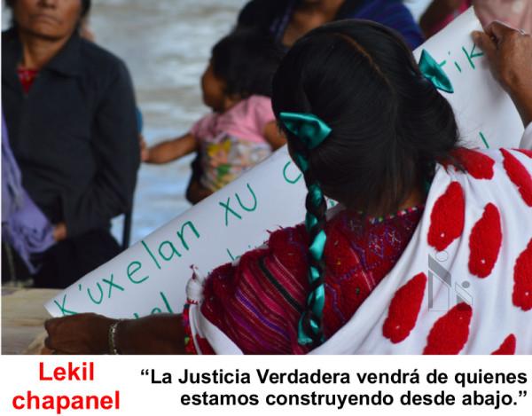 Mujeres en el Foro Caminando La Otra Justicia