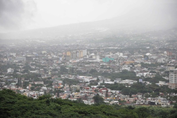Lluvias en Chiapas. Foto: Agencias