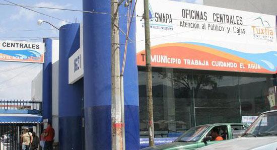 SMAPA, la dependencia más deficiente y menos transparente del ayuntamiento.  Foto: Cortesía
