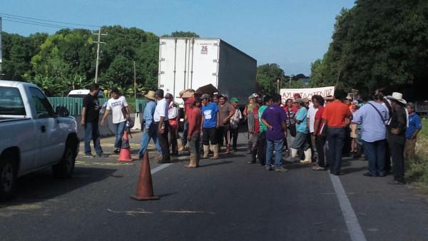 Migrantes pepenadores de Tapachula denuncian explotación por parte del ayuntamiento de Neftalí del Toro. Foto: Cortesía