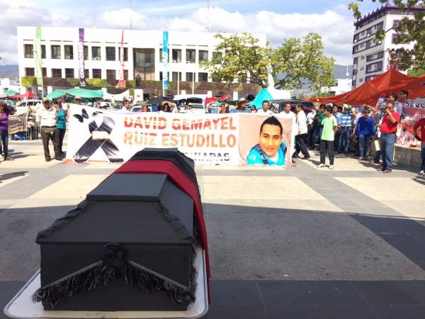 Quienes asistieron a la evaluación fueron presionados por autoridades de gobierno, aseguran. Foto: Chiapas PARALELO