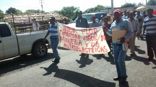 Cientos de concesiones mineras amenazan el ecosistema de Chiapas. Foto: Cortesía