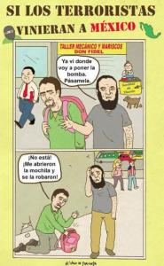 Que se cuiden los yihadiztas