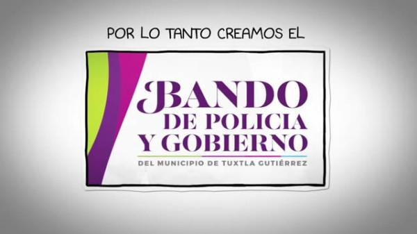 BANDO DE POLICIA