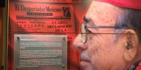 """Samuel Ruiz García, """"El Caminante"""". Foto: Museo JTatik Samuel"""
