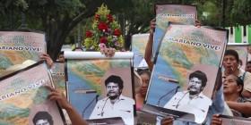 Mariano Abarca, líder asesinado del movimiento antiminero de Chicomuselo