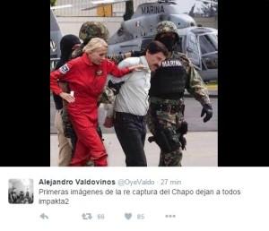 Ridiculizando la cobertura de Televisa