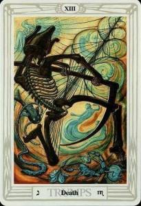 El Tarot versión Crowley