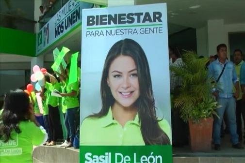 Sasil de León Villard, acusada de continuar operando la SEDEM. Foto: Archivo