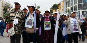 madres de migrantes desaparecidos