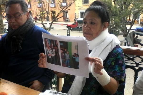 Mercdes Osuna, activista y defensora de los derechos humanos. Foto: Cortesía